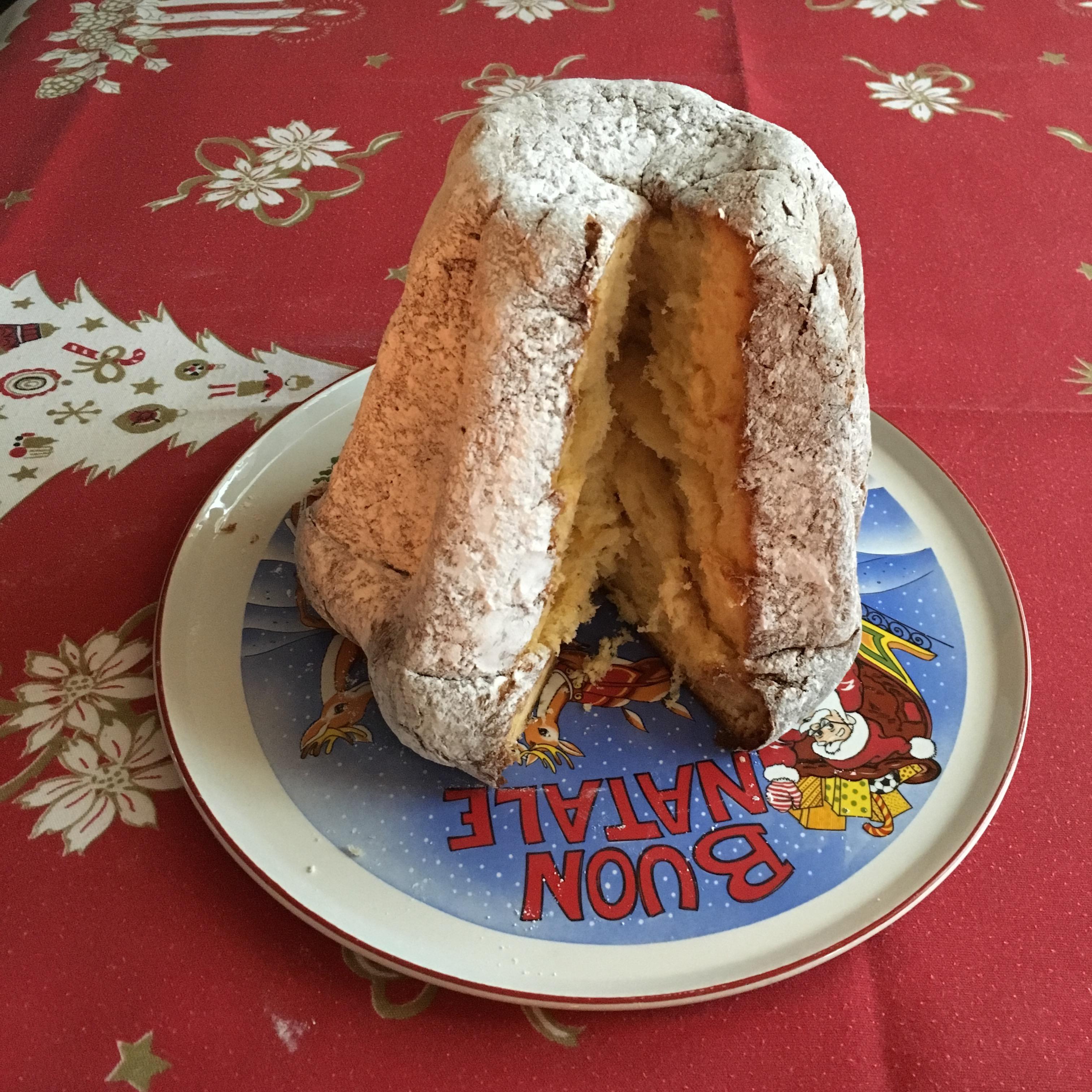Italienisches Weihnachtsessen Traditionelles Weihnachtsmenu
