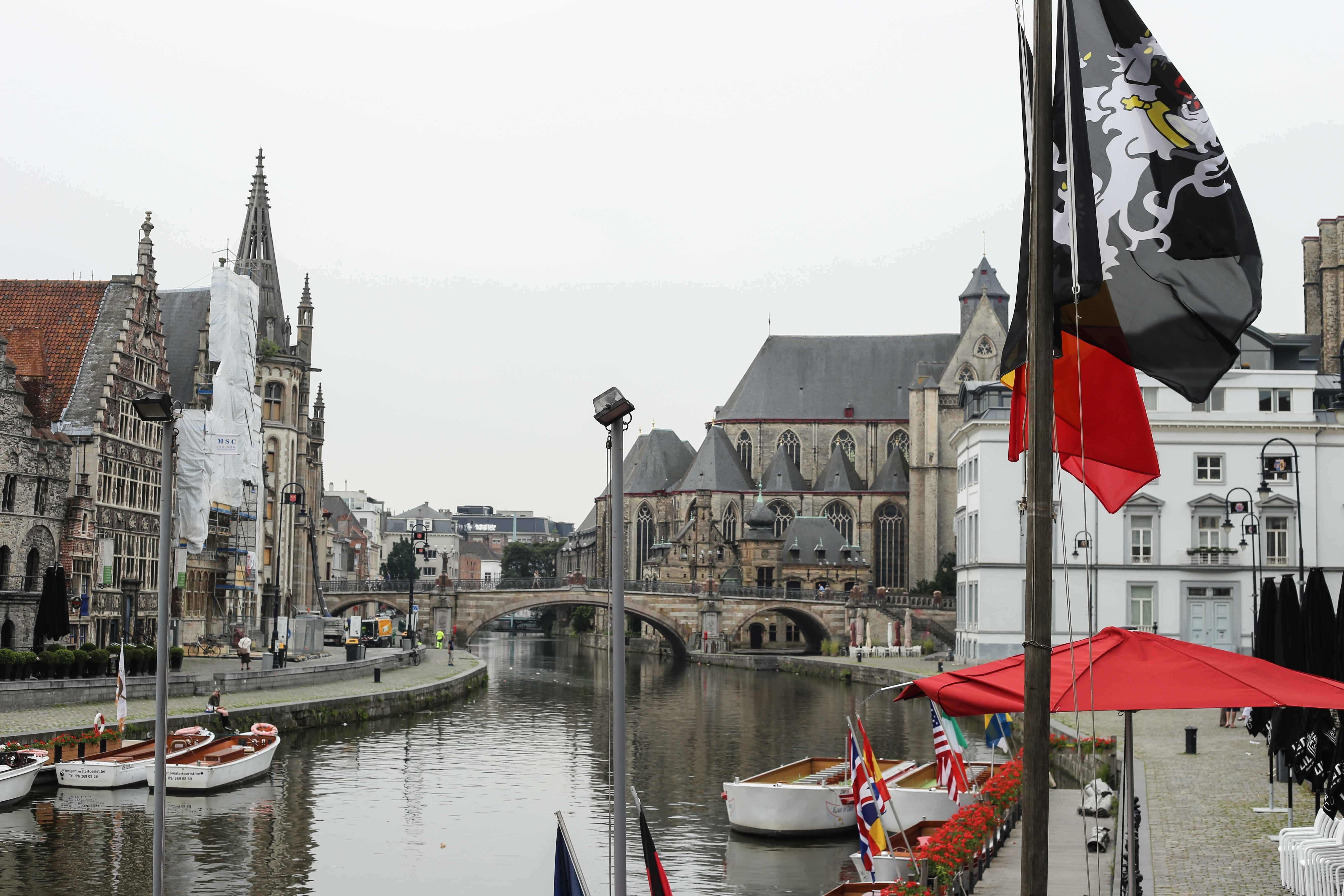 Gent-Kurztrip-Empfehlung-Sehenswürdigkeiten-Kanäle-Reiseblog-Belgien