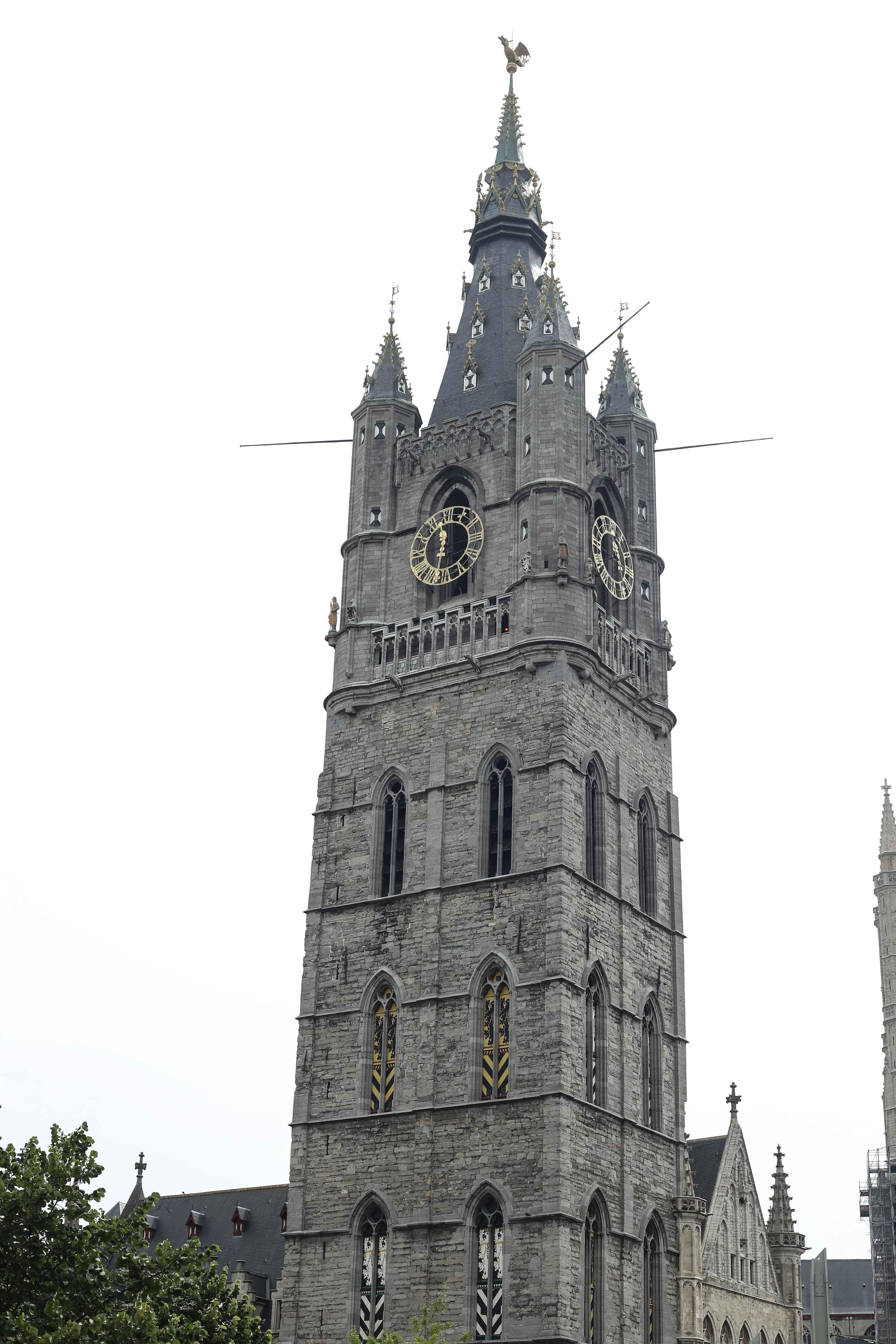 Gent-Kurztrip-Empfehlung-Sehenswürdigkeiten-Kanäle-Reiseblog-Belgien-Belfried