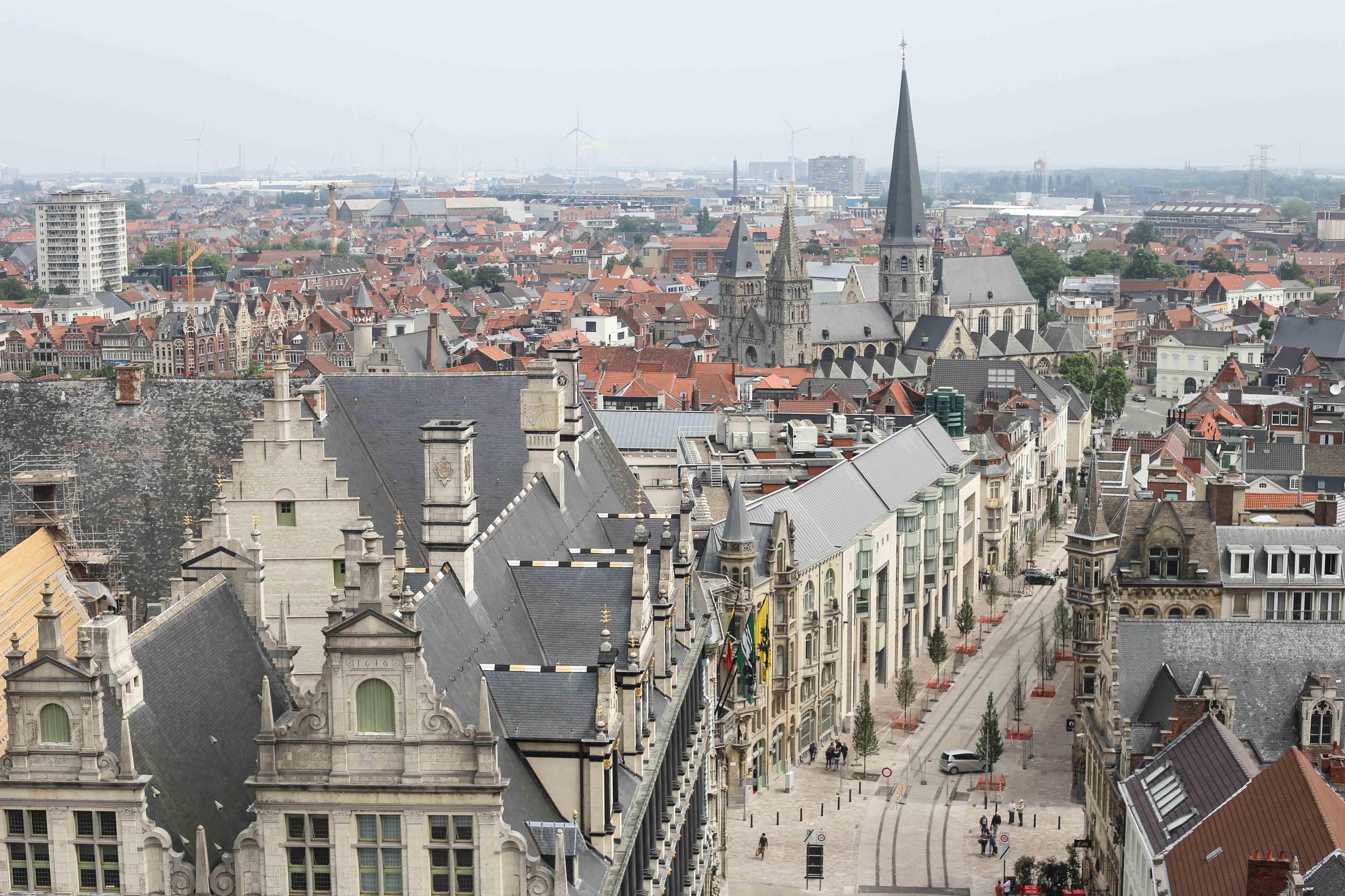 Gent-Kurztrip-Empfehlung-Sehenswürdigkeiten-Kanäle-Reiseblog-Belgien-Flandern