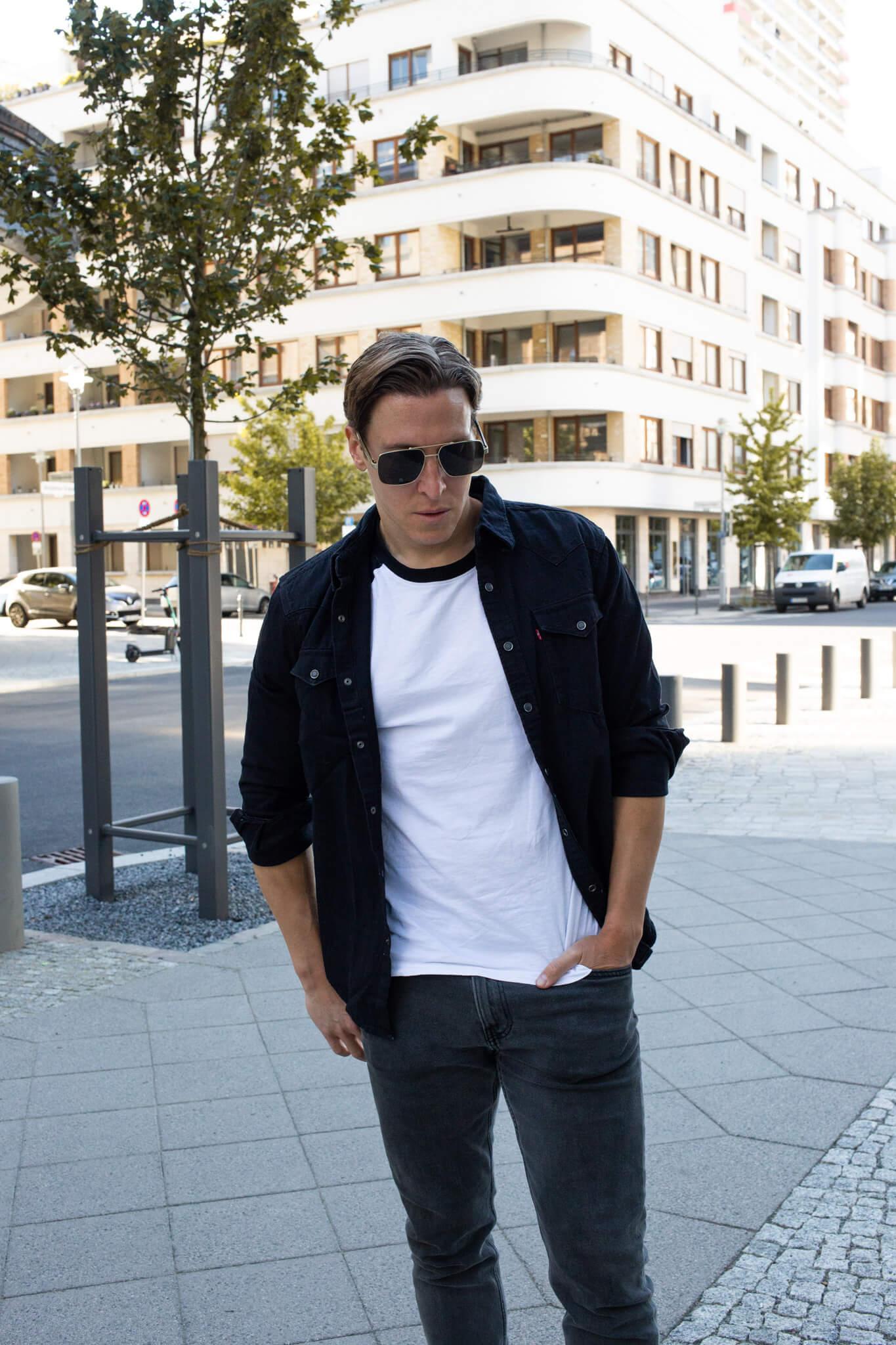 jeanshemd kombinieren streetstyle männer-10